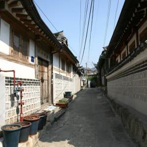 Circuit en groupe «Découverte du Japon et de la Corée du Sud» de Séoul: Seoul Bukchon Hanok Village