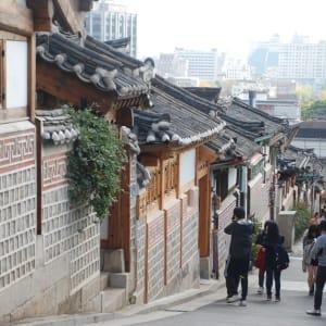 Découverte active de la Corée du Sud de Séoul: Seoul Bukchon Hanok Village