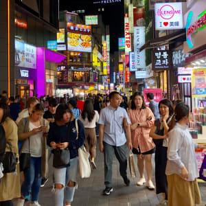 Vielfältiges Südkorea ab Seoul: Seoul by Night 03