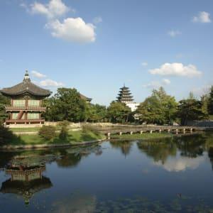 Stadtrundfahrt Seoul: Seoul Gyeongbok Palace