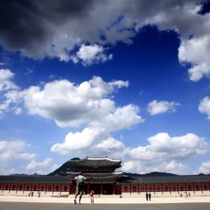 Kontrastreiches Südkorea ab Seoul: Seoul Gyeongbok Palace