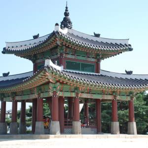 Grand circuit en voiture de location en Corée du sud de Séoul: Seoul Hwaseong Fortress