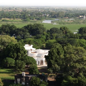 Indien für Geniesser ab Delhi: Shahpura: Shahpura Bagh