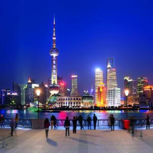 Glanzlichter Chinas mit dem Zug ab Peking: Shanghai