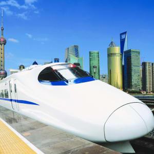 Glanzlichter Chinas mit dem Zug ab Peking: Shanghai fast train