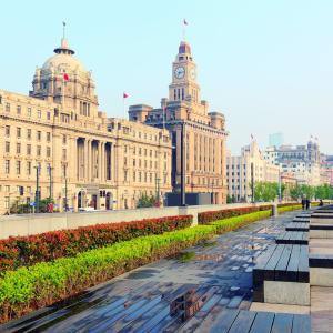 Märchenhaftes Südchina ab Shanghai: Shanghai The Bund