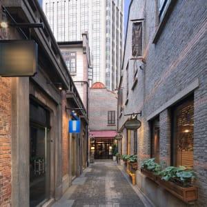 La Chine pour les fins connaisseurs avec une croisière de luxe sur le Yangtze de Pékin: Shanghai Xintiandi