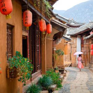 Découverte active du Yunnan de Kunming: Shaxi