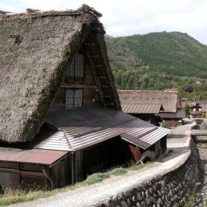 Gruppenreise «Im Reich der Sonnengöttin» ab Kyoto: Shirakawago: traditional house