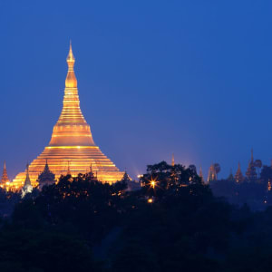 Tour de ville de Yangon: Shwedagon Pagoda Yangon