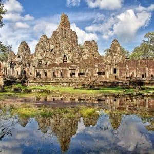 A la découverte d'Angkor à Siem Reap: Siem Reap Angkor Thom