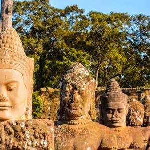 Von Angkor nach Phu Quoc ab Siem Reap: Siem Reap Angkor Thom