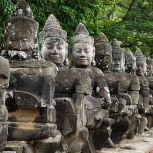 Angkor mystique de Siem Reap: Siem Reap Angkor Thom