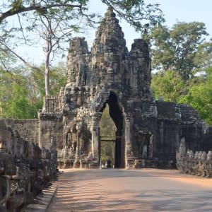 Angkor mystique de Siem Reap: Siem Reap Angkor Thom South Gate