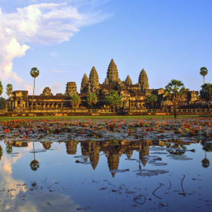 Voyage d'Angkor à Saigon de Siem Reap: Siem Reap Angkor Wat