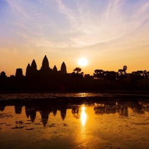 Grand voyage en Indochine de Luang Prabang: Siem Reap Angkor Wat