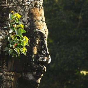 Les hauts lieux du Cambodge de Siem Reap: Siem Reap Bayon Temple