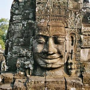 Voyage d'Angkor à Phu Quoc de Siem Reap: Siem Reap Bayon Temple