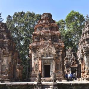 Das Weltwunder Angkor aktiv erleben ab Siem Reap: Siem Reap Roluos