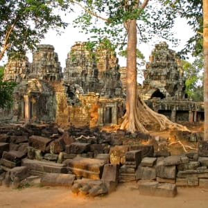 Découverte active de la merveille d'Angkor de Siem Reap: Siem Reap Ta Phrom