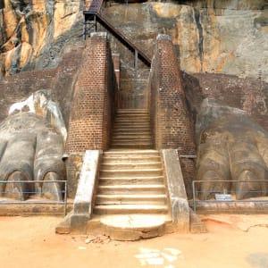 Découverte active du Sri Lanka de Colombo: Sigiriya