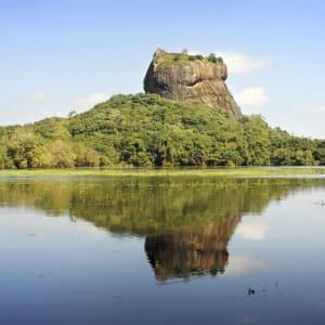 Sri Lanka für Geniesser ab Colombo: Sigiriya: Lions Rock