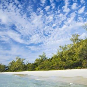 Individuelles Inselhüpfen durch 3 Länder ab Bangkok: Sihanoukville Koh Rong Island