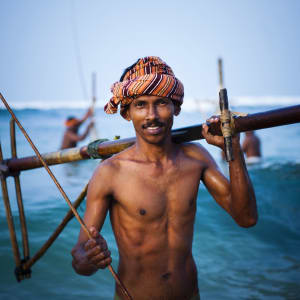 Active Discovery - Sri Lanka mit Claudia ab Colombo: Smiling Fisherman