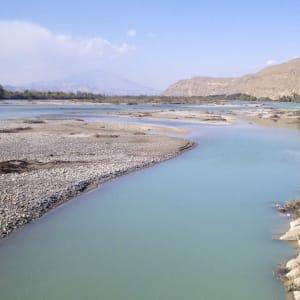 Sur les traces de Marco Polo le long de la route de la Soie de Pékin: Son Kul Lake