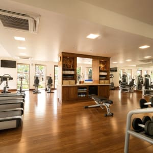 Anantara Peace Haven Tangalle Resort: 24 Hour Fitness