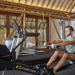 Bawah Reserve: Aura wellbeing gym