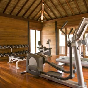 Anantara Rasananda Koh Phangan Villas in Ko Phangan: Boutique fitness centre