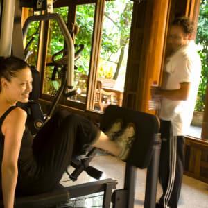 Santhiya Koh Phangan Resort & Spa in Ko Phangan: Fitness