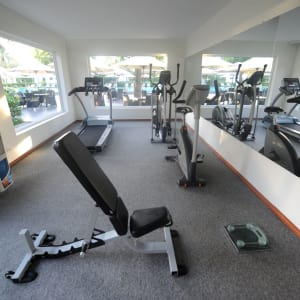 Boutique Hoi An Resort: Fitness