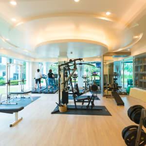 Katathani Phuket Beach Resort: Fitness