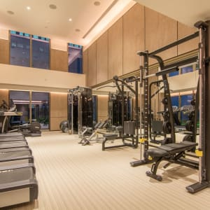 Pan Pacific Yangon: Fitness