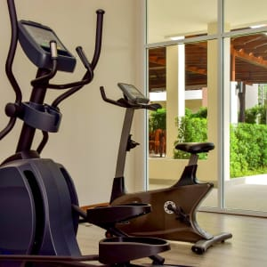 The Leaf Oceanside by Katathani in Khao Lak: Fitness