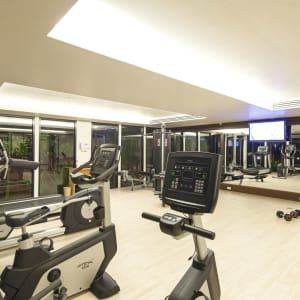 Beyond Resort Khaolak in Khao Lak: Fitness center