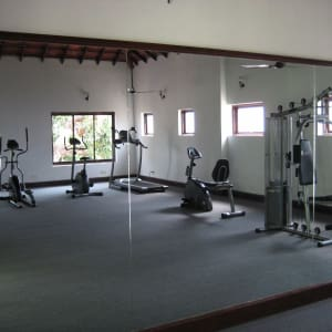Mercure Goa Devaaya Retreat: Fitness-Center