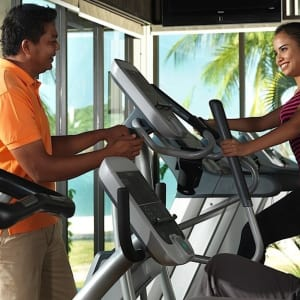 Pelangi Beach Resort & Spa à Langkawi:  Fitness Center