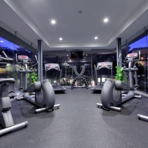 Sai Kaew Beach Resort à Ko Samed: Fitness Center