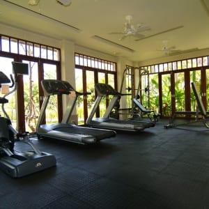 Melati Beach Resort & Spa in Ko Samui: Fitness Center
