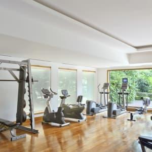 Trident in Chennai:  Fitness Center