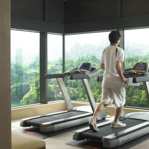 Fleur de Chine à Sun Moon Lake: Fitness Center