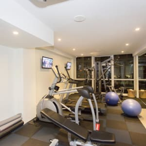 Icon Bangkok: Fitness Center