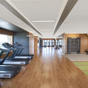 Mandarin Oriental Macau: Fitness-center