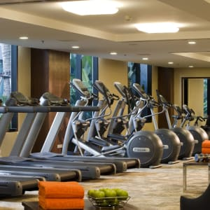 Novotel Bangkok Suvarnabhumi Airport Hotel: Fitness Center
