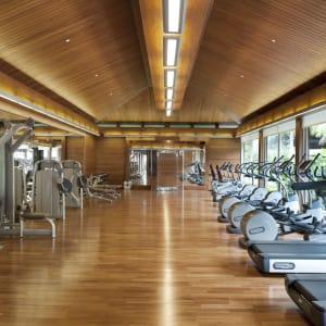 Mandarin Oriental Sanya à Hainan: Fitness Center
