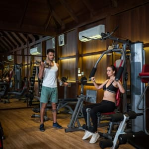 High Season Pool Villa & Spa à Ko Kood: Fitness Center