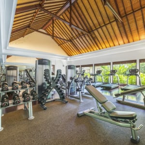 The St. Regis Bali Resort à Sud de Bali: Fitness Center